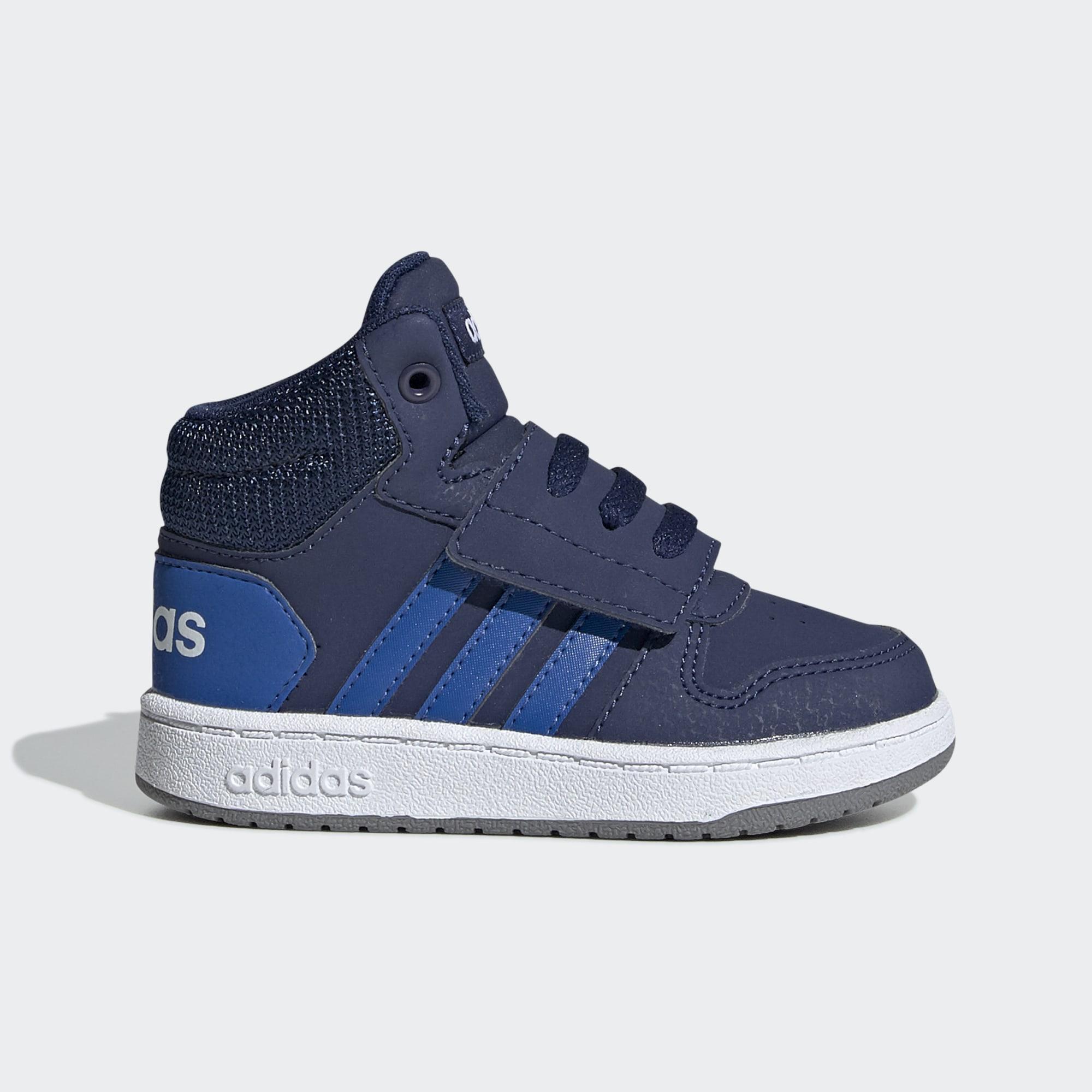 Baskets Adidas Hoops 2.0 pour Enfants - Tailles 20 à 26