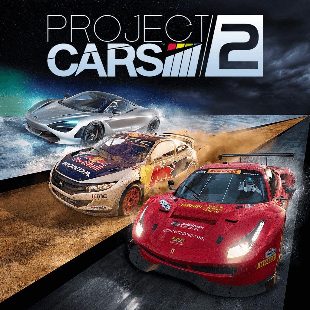 Project Cars 2 sur Xbox One (Dématérialisé)