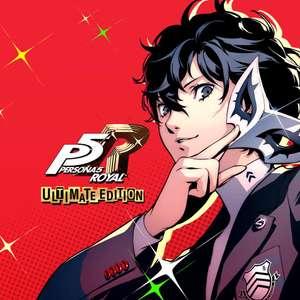 Persona 5 Royal Ultimate Edition sur PS4 (Dématérialisé)