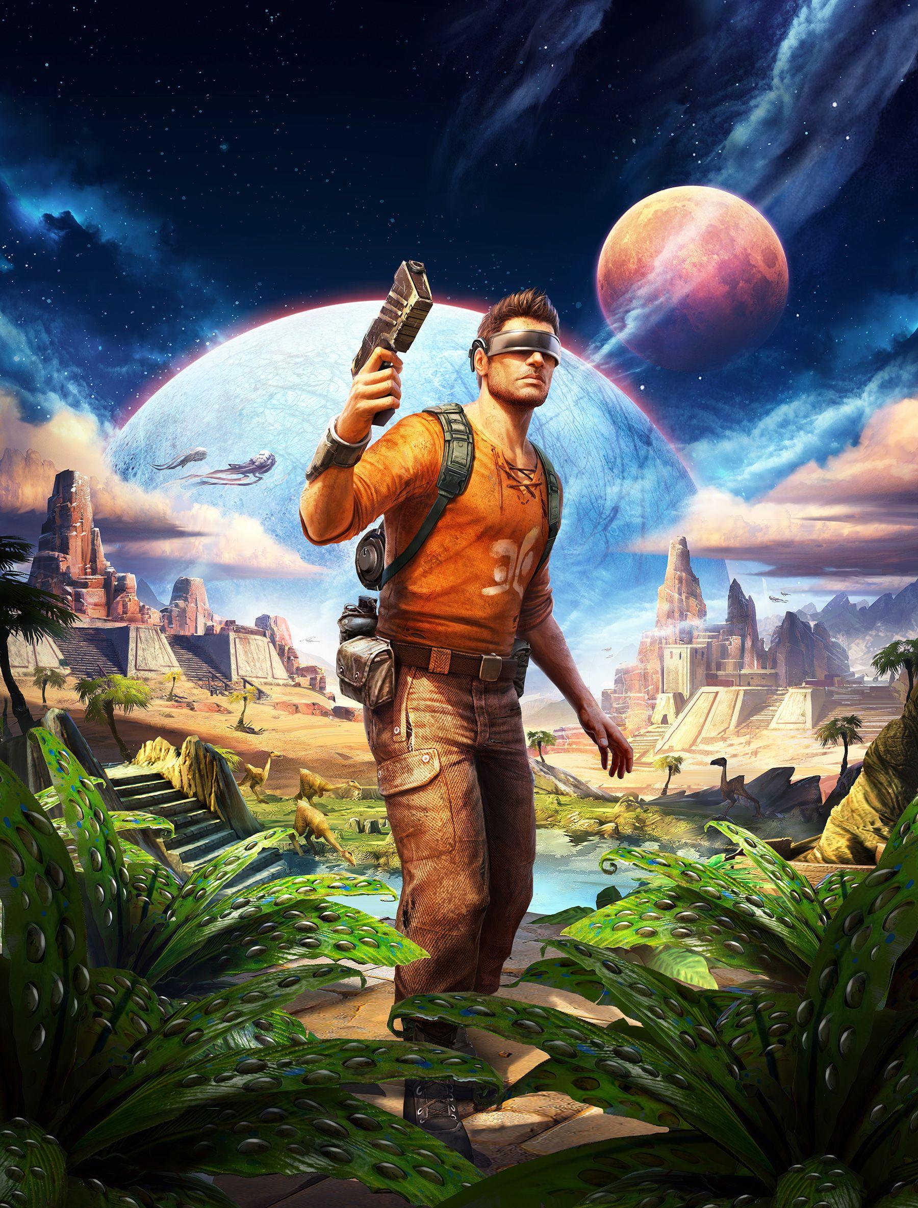 Outcast - Second Contact sur Xbox One (Dématérialisé)