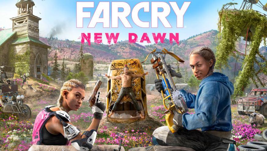 [Stadia Pro] Far Cry New Dawn sur Stadia (Dématérialisé)