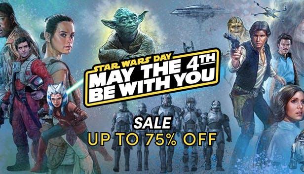 Sélection de jeux Star Wars en promotion sur PC (Dématérialisé, Steam)