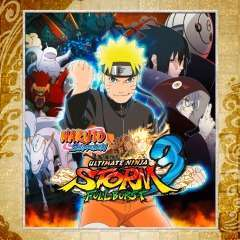 Naruto Shippuden ultimate ninja storm 3 sur PS4 (dématérialisé)