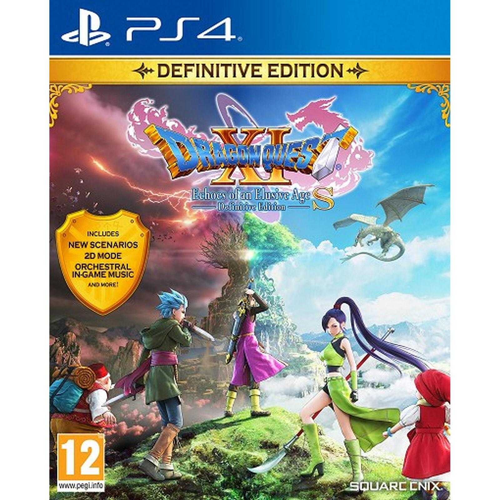 Dragon Quest XI S - Definitive Edition sur PS4 (Frais de port et d'importation inclus)