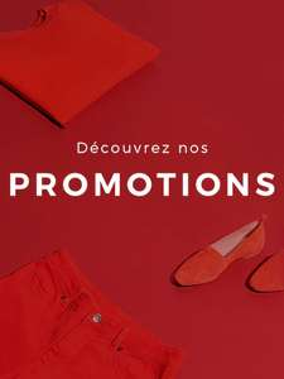 Sélection d'articles en promotion