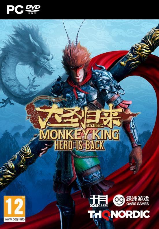The Monkey King Hero Is Back sur PC (Via retrait dans une sélection de magasins)