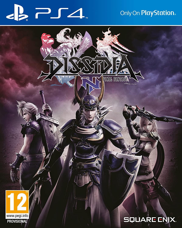Dissidia : Final Fantasy NT sur PS4 (Import Allemand)
