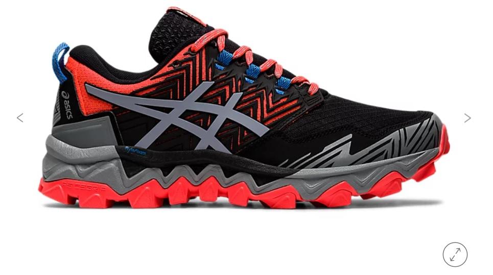 Sélection de chaussures de Trail en Promotion - Ex: Asics Gel-Trabuco 8 (Tailles au choix)