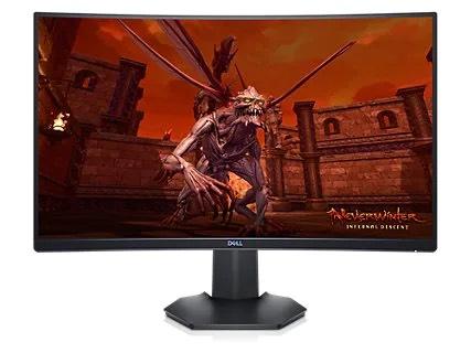 """Écran PC 27"""" Dell S2721HGF - Full HD, Dalle VA, 144 Hz, 4 ms, FreeSync"""