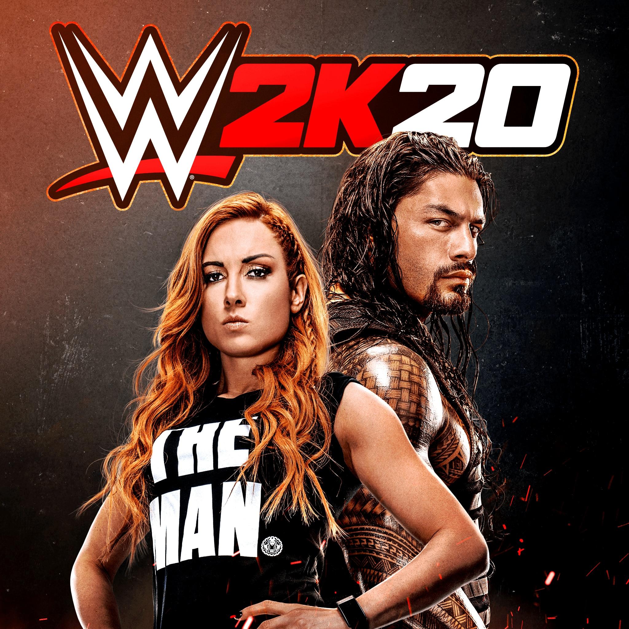 WWE 2K20 sur PS4 (Dématérialisé)