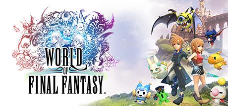 Sélection de Jeux Final Fantasy en Promotion sur PC (Dématérialisés) - Ex: World of Final Fantasy