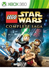 LEGO Star Wars : La saga complète sur Xbox (Dématérialisé)