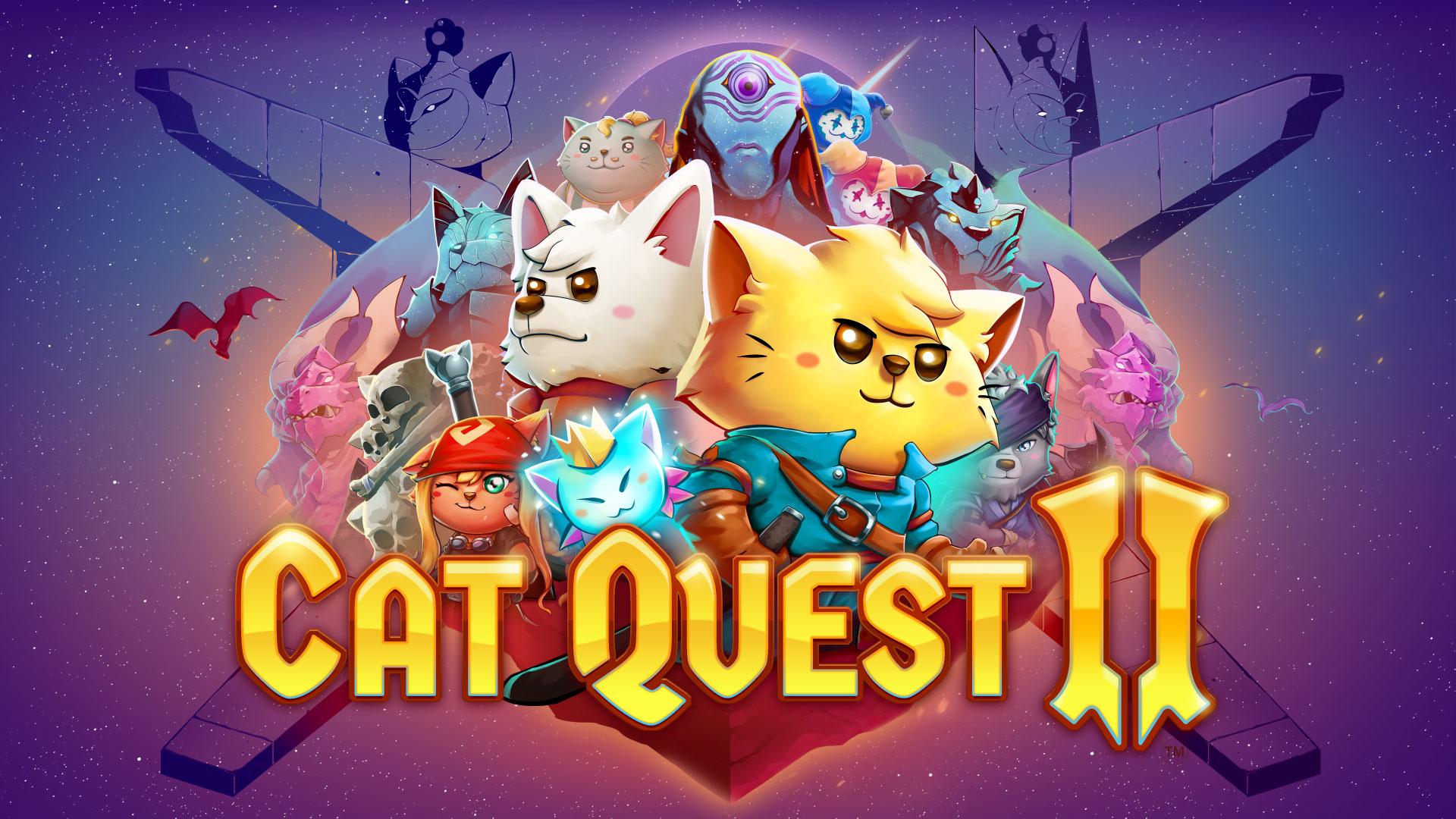 Cat Quest II sur PS4 (Dématérialisé)