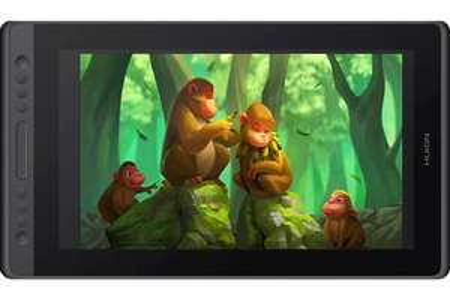 """Sélection de tablettes graphiques Huion en promotion - Ex : 15.6"""" Kamvas Pro 16 - full HD, LED IPS, 120% sRGB, avec stylet (vendeur tiers)"""