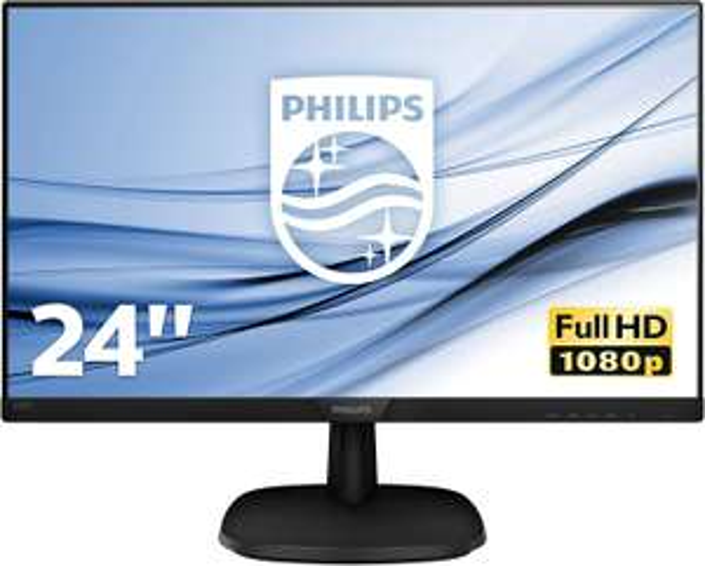 "Écran PC 23,8"" Philips 243V7QJABF - Full HD, Dalle IPS"