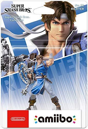 Figurine Amiibo Richter Belmont (Castlevania) de Super Smash Bros