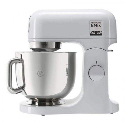 Robot de cuisine pâtissier Kenwood kMix KMX750AW - 5L, 1000W, Blanc