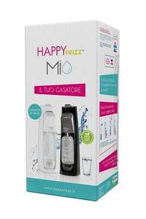 Machine à gazéifier Happy Frizz MIO - Noire (Via Retrait Magasin)