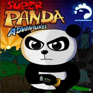 Super Panda Adventures gratuit sur PC(dématérialisé - Sans DRM)