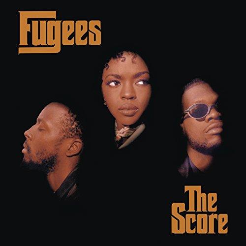 Vinyle des Fugees - The Score
