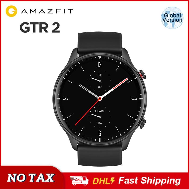 Montre connectée Amazfit GTR 2 - Entrepôt Allemagne (123.28€ avec AFILIZA11)