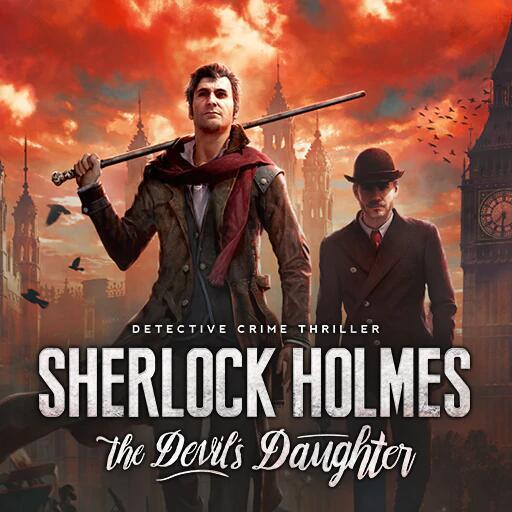 Sherlock Holmes : The Devil's Daughter sur PS4 (Dématérialisé)