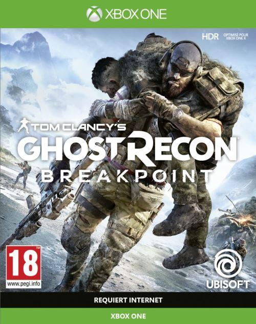 Tom Clancy's Ghost Recon Breakpoint sur Xbox One (+0.80€ en Rakuten Points)