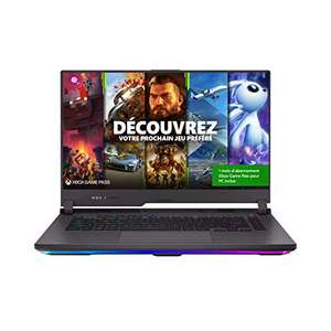 """PC Portable 15.6"""" Asus ROG G15 G513QR-HF010T - Ryzen 5800H, 16 Go de RAM, SSD 1To, RTX 3070"""