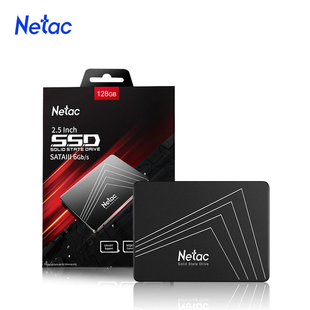 """SSD interne 2.5"""" Netac - 1 To (64.63€ via le code LIVE1AN05)"""