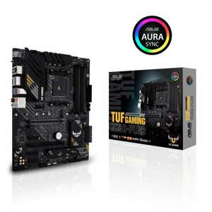 Carte Mère Asus TUF Gaming B550-Plus - ATX, AM4 (Via ODR de 25€ en partageant un avis)
