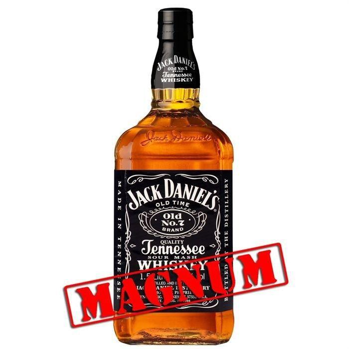 Bouteille de Whisky Jack Daniel's N°7 - 1.5L