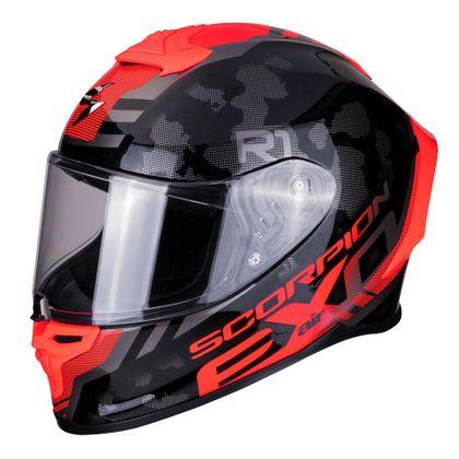 Casque de moto intégral Scorpion R1 ogi