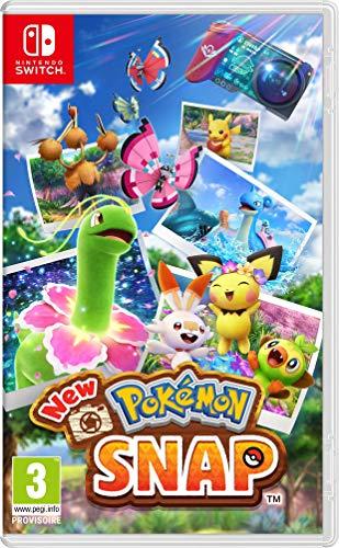 New Pokémon Snap sur Nintendo Switch