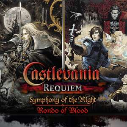 Jeu Castlevania Requiem : SOTN & Rondo of Blood sur PS4 (Dématérialisé)