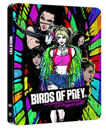 Blu-ray 4K UHD : Birds Of Prey Edition Comic Steelbook