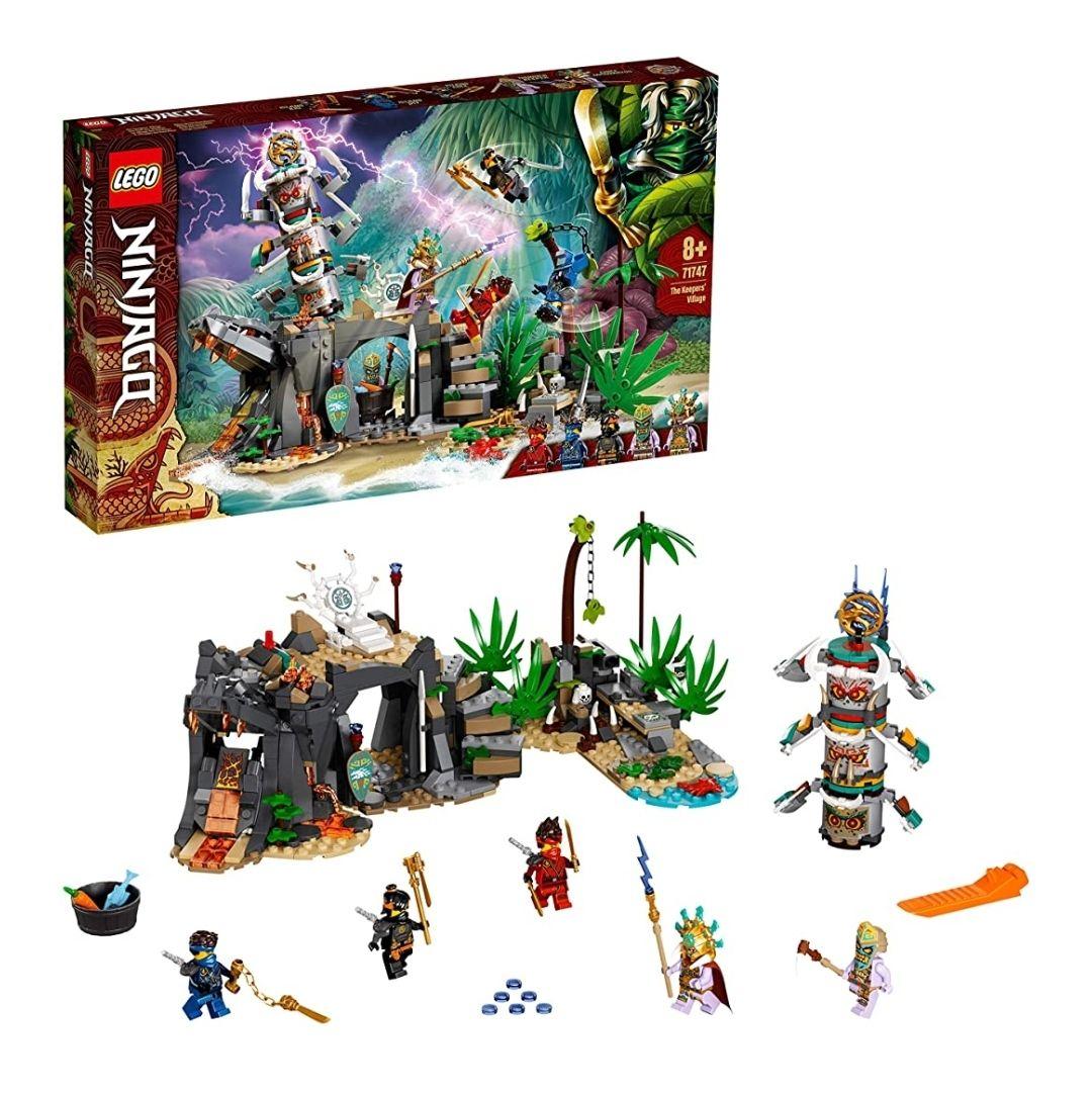 LEGONinjago71747 - LeVillagedesGardiens (Via coupon)