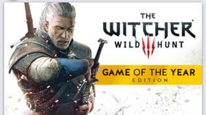 Licence The Witcher en promotion sur PC. Ex : The Witcher 3: Wild Hunt - Game of the Year Edition (Dématérialisé - GoG)