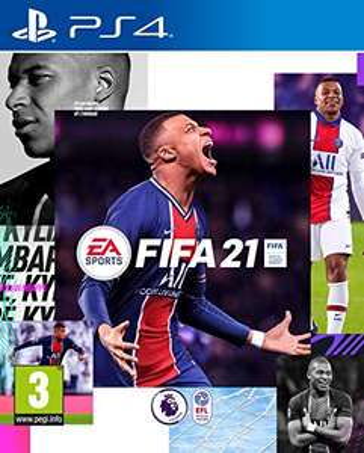 FIFA 21 sur PS4 (Taxes et frais de port inclus)