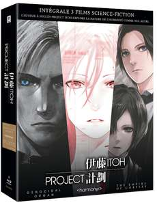 Précommande : Coffret Blu-ray : Project Itoh : Genocidal Organ, , The Empire of Corpses (alltheanime.fr)