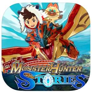 Jeu Monster Hunter Stories sur iOS