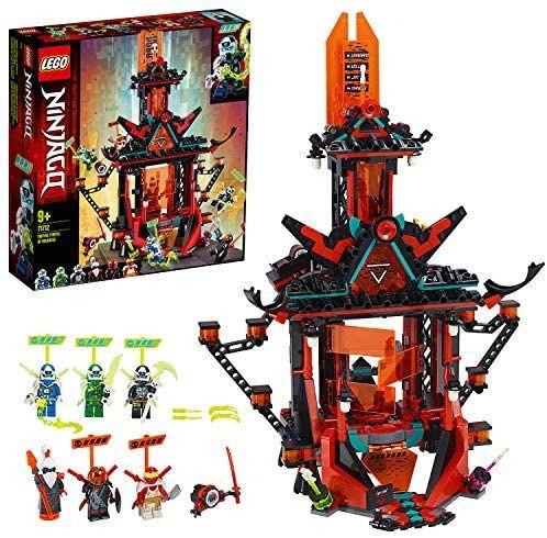 Lego Ninjago 71712 - Le temple de la folie de l'Empire