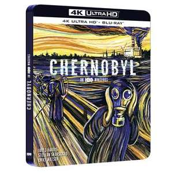 Blu-ray 4K Chernobyl Steelbook - Ultra HD