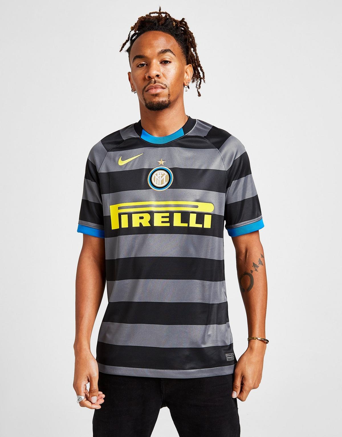 Maillot de Football Nike Inter Milan Third - 2020/2021