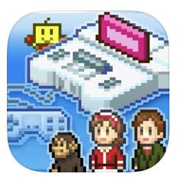 Jeu Game Dev Story sur iOS