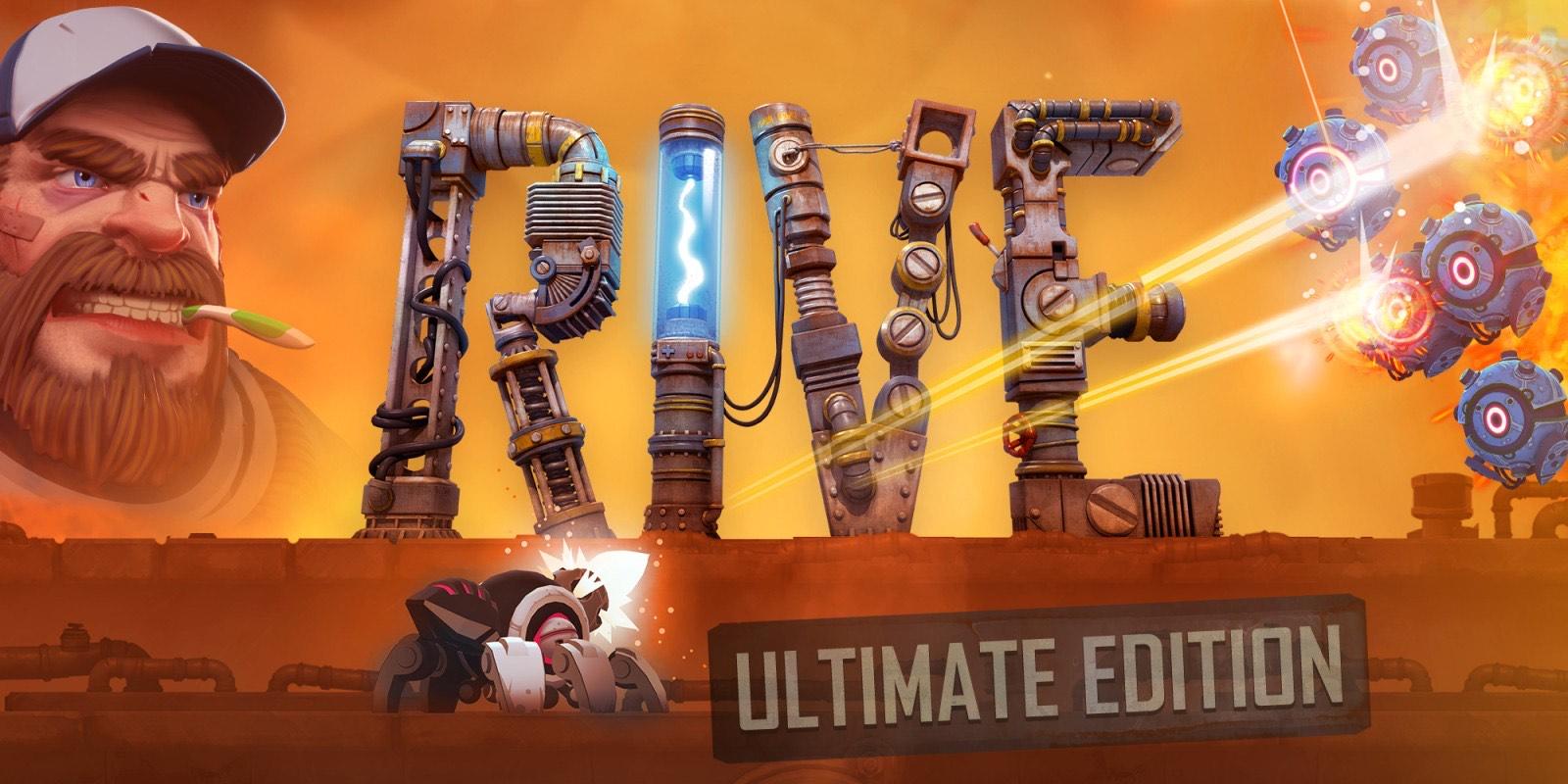 Jeu Rive: Ultimate Edition sur Nintendo Switch (Dématérialisé - Store RU)