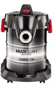 Aspirateur Bissell Multiclean 23L Wet & Dry Drum (2026M)