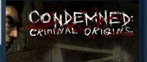 Jeu Condemned: Criminal Origins sur PC (Dématérialisé) steam