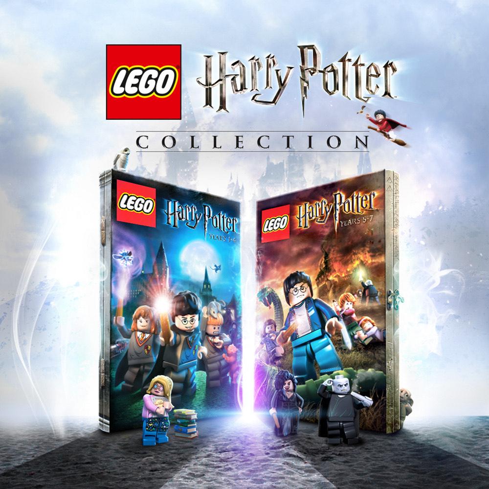Lego Harry Potter Collection sur Nintendo Switch (Dématérialisé - Store CA)