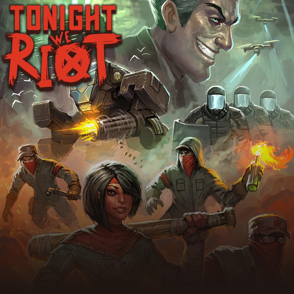 Jeu Tonight We Riot sur Nintendo Switch (Dématérialisé - Store RU)