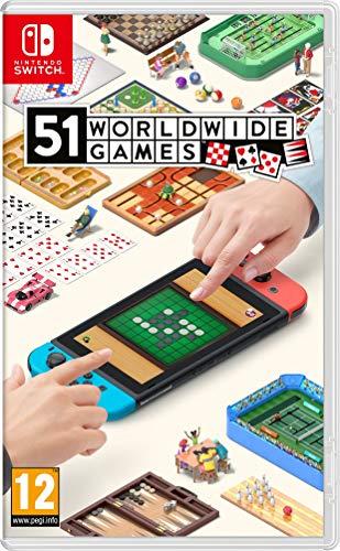 Jeu 51 Worldwide Games sur Nintendo Switch